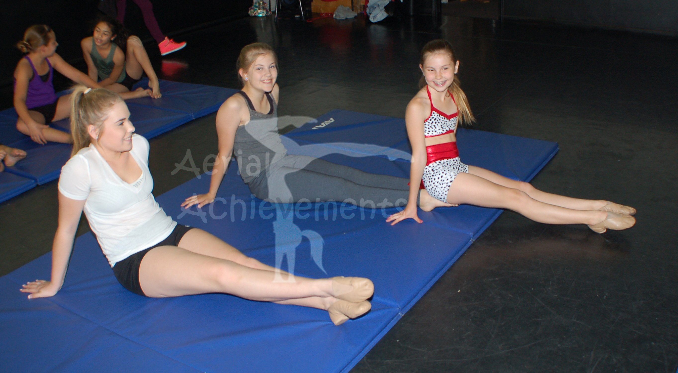 Turns Tricks And Acro Workshop Older Ones Stretching And
